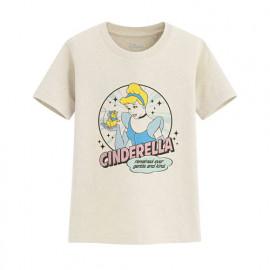 image of Lativ : 迪士尼系列印花T恤-63-童