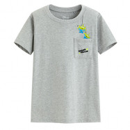 image of Lativ : 皮克斯系列口袋印花T恤-03-女