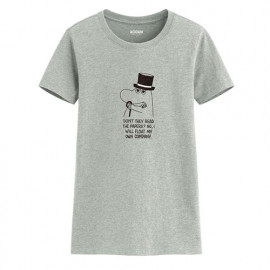 image of Lativ : Moomin印花T恤-01-女