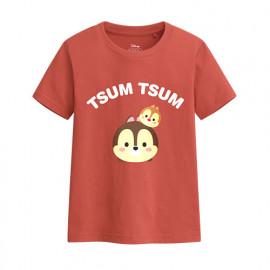 image of Lativ : Tsum Tsum系列印花T恤-03-童