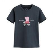 image of Lativ : Peppa Pig印花T恤-13-童