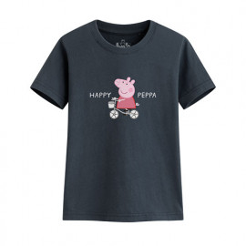image of Lativ : Peppa Pig印花T恤-13-童