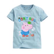 image of Lativ : Peppa Pig印花T恤-03-小童