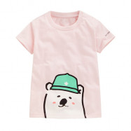 image of Lativ : Polar Bear Benjamin印花T恤-05-Baby