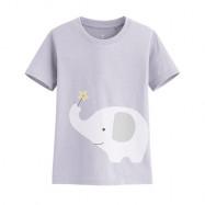 image of Lativ : 大象印花T恤-童