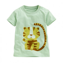 image of Lativ : 老虎印花T恤-Baby