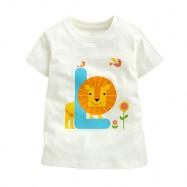 image of Lativ : 獅子印花T恤-Baby
