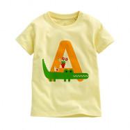 image of Lativ : 鱷魚印花T恤-Baby