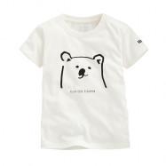 image of Lativ : Polar Bear Benjamin印花T恤-02-Baby
