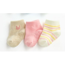 image of Lativ : 組合踝襪(3入-S)-Baby