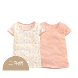 image of Lativ : 純棉網眼上衣(2入)-Baby