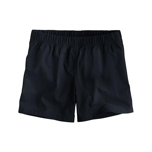 image of Lativ:棉質輕便短褲-女( 黑色)
