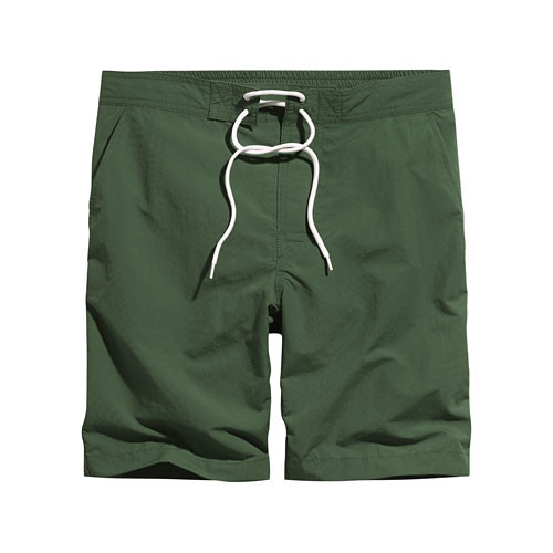 image of Lativ :休閒海灘褲-男( 綠色)