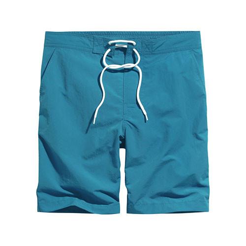 image of Lativ :休閒海灘褲-男( 藍色)