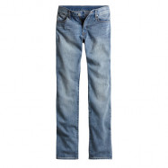 image of Lativ :Regular Fit 直筒牛仔褲-男( 藍色)