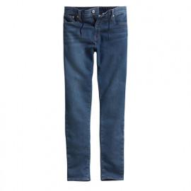 image of Lativ :仿針織牛仔褲-男( 藍色)