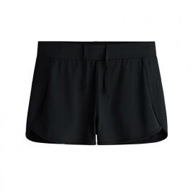 image of Lativ :吸排網眼短褲-女( 黑色)