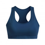 Lativ : 吸排輕度支撐運動Bra-女( 深礦藍)