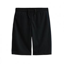 image of Lativ : 吸排五分褲-男( 黑色)