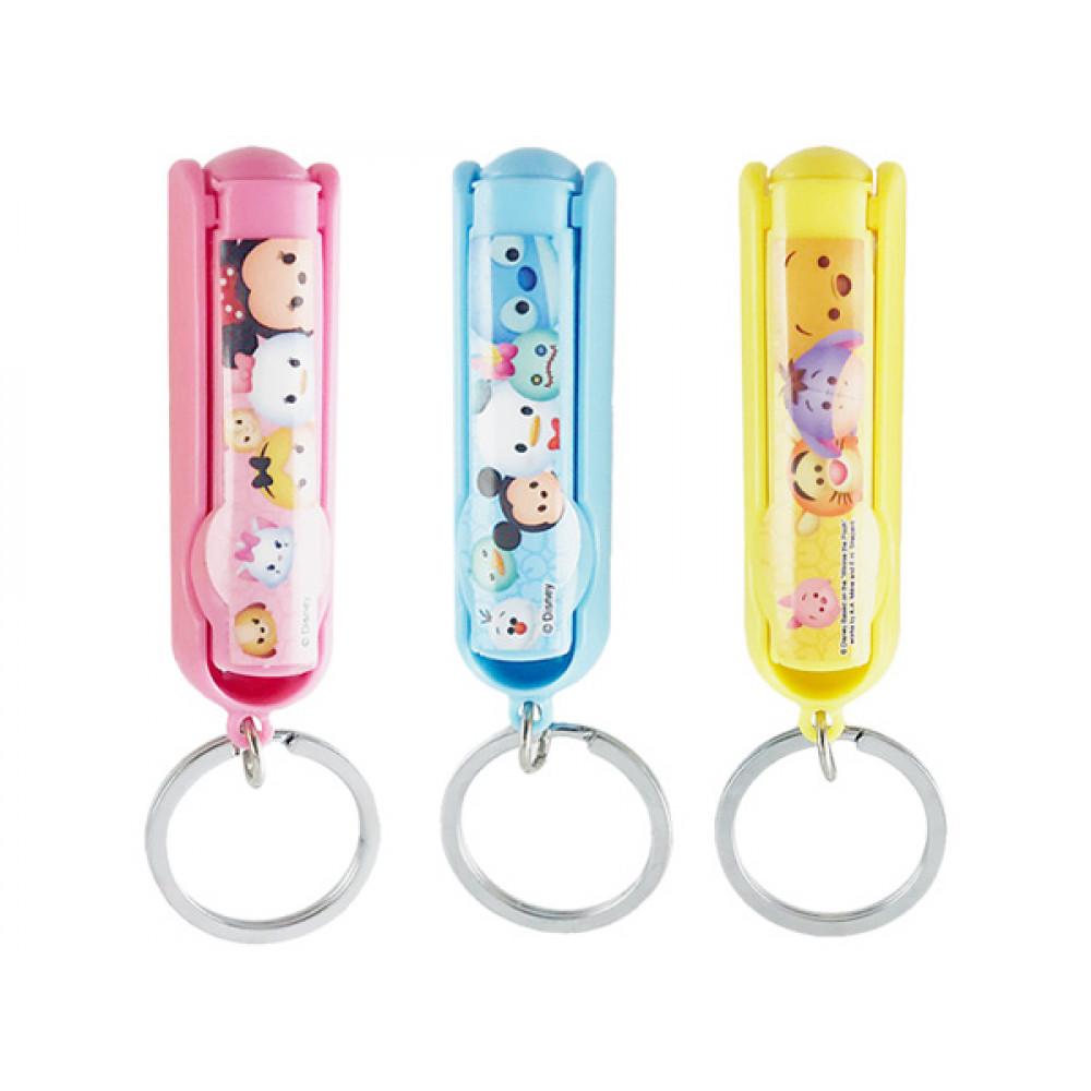 Disney TSUM TSUM~折疊型安全指甲剪(1入) 米妮/史迪奇/維尼 3款可選