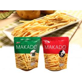 image of MAKADO~ 麥卡多薯條(27g) 鹽味/海苔