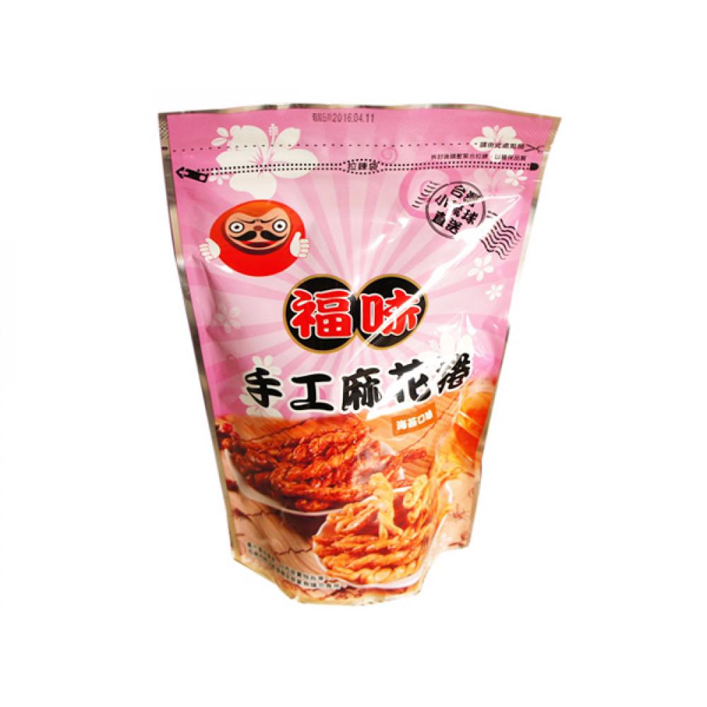小琉球福味~手工麻花捲(200g) Little Ryukyu Handmade twist rolls (200g)