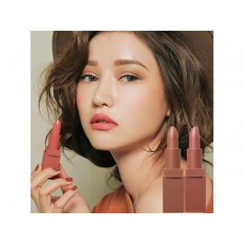 image of 韓國3CE(3CONCEPT EYES)~MOOD RECIPE霧面唇膏(3.5g) 5款可選  LILY MAYMAC聯名
