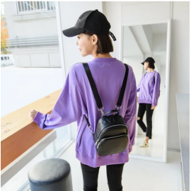 image of COVERME LOGO 2 WAY BACKPACK
