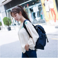 image of  COVERME WIRELESS CHARGING BACKPACK