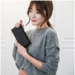 COVERME 20 CARD LAYER LONG WALLET
