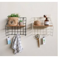 image of Wall racks decorative small shelves