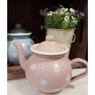 image of Enamel Coffee Pot