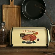 image of Zakka Living Designer Bread Bin