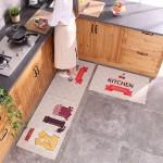 Zakka Living Floor Mat - 2pcs