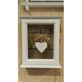 image of Zakka Living Wooden Key Box