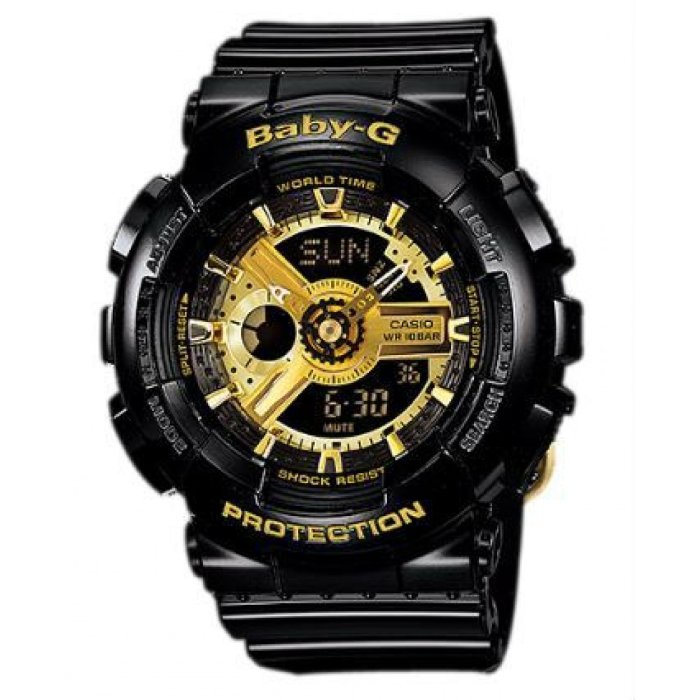 Casio Baby-G BA-110-1A Watch