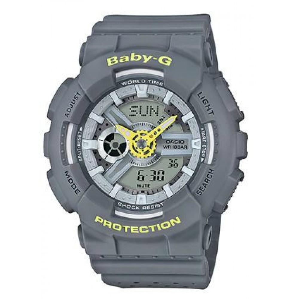 Casio Baby-G BA-110PP-8A Watch