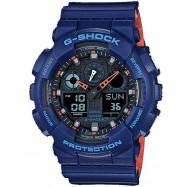 image of Casio G-Shock GA-100L-2A Watch