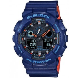 image of Casio G-Shock GA-100L-2A Watch