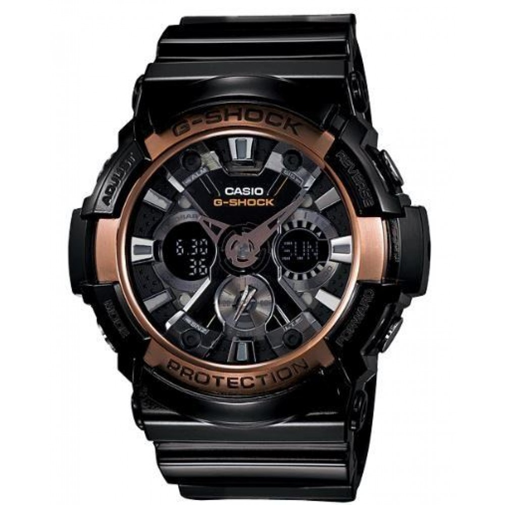 Casio G-Shock GA-200RG-1A Watch
