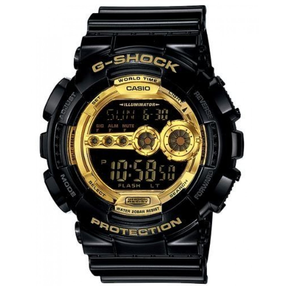 Casio G-Shock GD-100GB-1 Watch