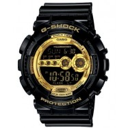 image of Casio G-Shock GD-100GB-1 Watch