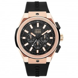 image of Cerruti Mens Watch CRA163SRB02BK
