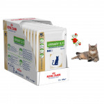 Royal Canin Urinary S/O Wet Food For Cat (Chicken) 12 X 100 G