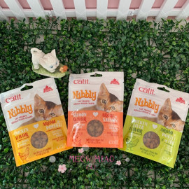 image of Catit Nibbly Treats 90g / For Training/ Per Bag