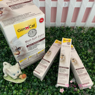 image of GimCat Malt-Soft Extra Paste 50g Anti-HairBall For Cat / Per Box
