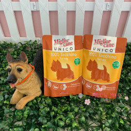 image of Miglior Gatto Dog Turkey 85g/ Boost Appetite / Grain-Free