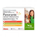 Panoramis For Medium Dogs 9.1-18kg 6 Pack (Green)