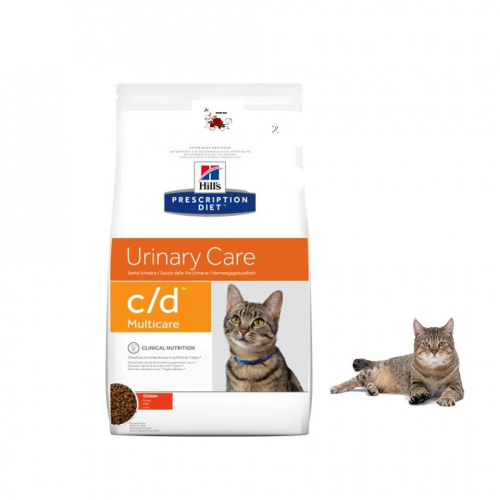 Hill's Prescription Diet C/D Urinary Care Chicken 1.5 KG