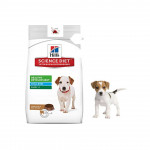 Hill's Puppy Healthy Development Small Bites Lamb Meal And Rice Recipe 15KG